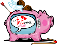 TWO CENTS PIG VALENTINE
