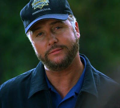 Grissom Back on CSI