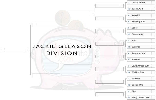 GLEASON DIVISION 1